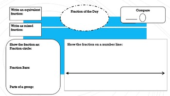 Fraction of the Day (Basic)