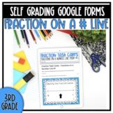 Fraction on a Number Line Google Forms