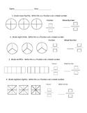 Fraction/Mixed Number Worksheet