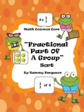 """""""Fractional Part Of A Group"""" Sort"""
