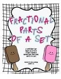 Fractional Part of a Set