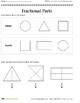 Fractional Parts (Take It to Your Seat Centers Common Core Math)