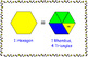 Fractional Parts of Polygons (Pattern Blocks)