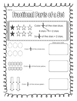 Fractional Parts of a Set