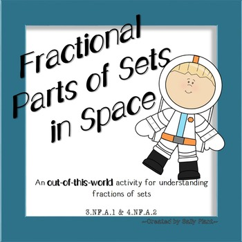 Fractions of Sets Drawing Activity