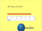 Fractional Parts on a Ruler (3.MD.4)