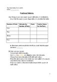 Maths Fractions Patterns