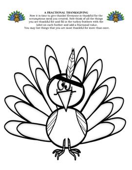Fractional Thanksgiving