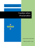 Fractionation Proclaimation