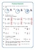 Fractions Homework - Equivalent, Simplifying & fractions of amounts.