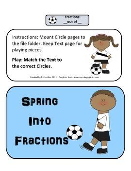 Fractions #1: File Folder