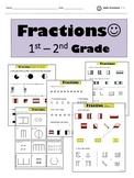 Fractions 1st-2nd Grade