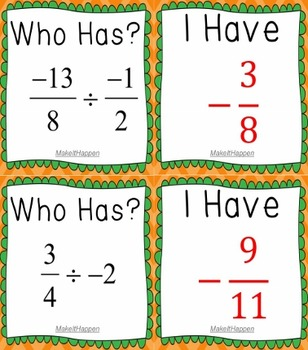 Dividing, Multiplying, & Simplifying Fractions