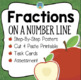 Fractions Centers, Games, Task Cards & More Bundle