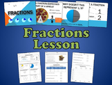 Fractions Introduction Lesson