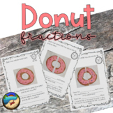 Donut Fractions: Project