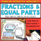 Fractions and Equal Shares