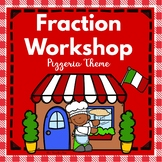 Kindergarten - 1st Grade- Special Education -Fractions