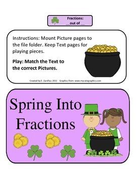 Fractions #2: File Folder
