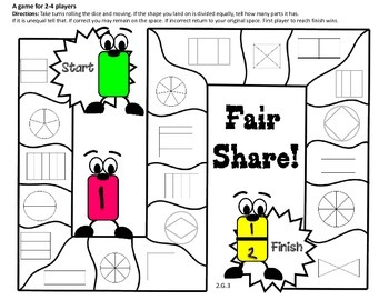 Fractions (2010) Envision Math 2nd Grade Topic 12 CCSS