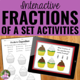 Fractions of a Set Activities for the SMART Board