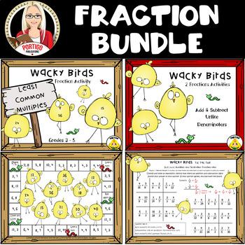 Fractions BUNDLE