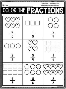 Fractions (VA SOL 2.3)