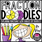 Basic Fractions | Equivalent Fractions Coloring Pages
