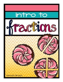 Fractions Activities for 2nd Grade