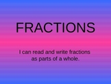 Fractions 3.NF.1 powerpoint