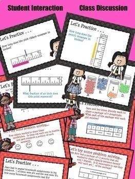 Fractions 3rd Grade