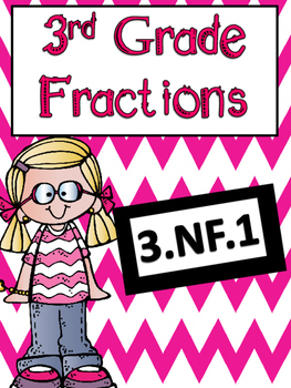 Fractions for Third Grade: CCSS 3.NF.1