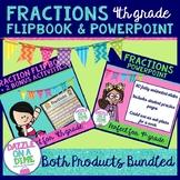 Fractions 4th Grade Bundle