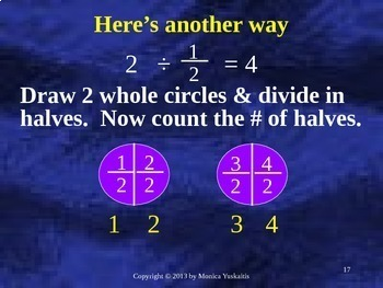 Common Core 6th - Fractions 6 - Division of Fractions & the Reciprocal