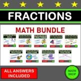 Fractions Fun Activities
