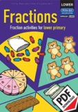 Fractions – Activities for lower primary – Ages 5–7 ebook