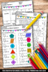 No Prep Fraction Worksheets, 3rd Grade Fractions on a Number Line Activities