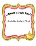 Fractions Activity Packet