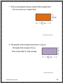 Fractions- Addition and Subtraction includes applications and keys/solutions