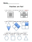 Fractions Are Fun! Handout