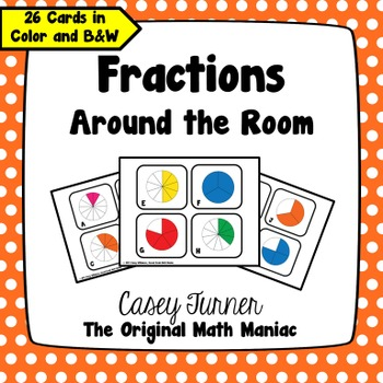Fractions Around the Room