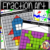 Fraction Art Projects