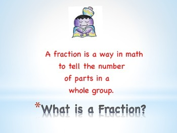 Fractions Rules; As a Part of a Group, ebook/Handout
