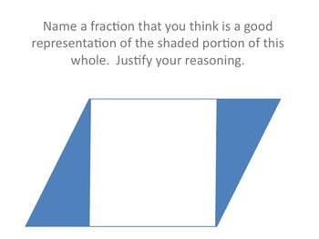 Fractions Assessment (or review sheet)