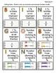Fraction Bingo Game Grade 5