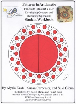 Fractions:  Booklet 2 Developing Concepts and Beginning Operations Student
