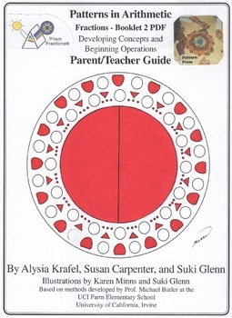 Fractions:  Booklet 2 - Developing Concepts and Beginning Operations Teacher