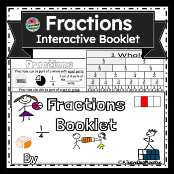 Fractions Booklet, Fractions primary