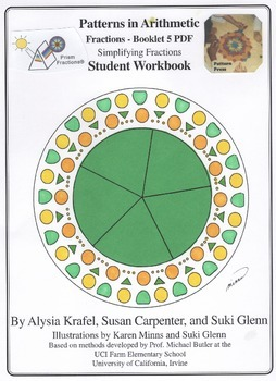 Fractions:  Booklet 5 - Simplifying Fractions Student Workbook