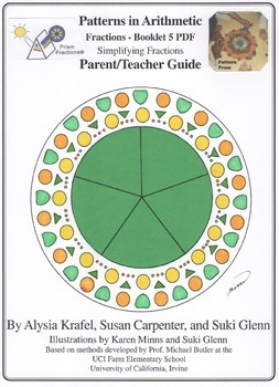 Fractions:  Booklet 5 - Simplifying Fractions Teacher Guide